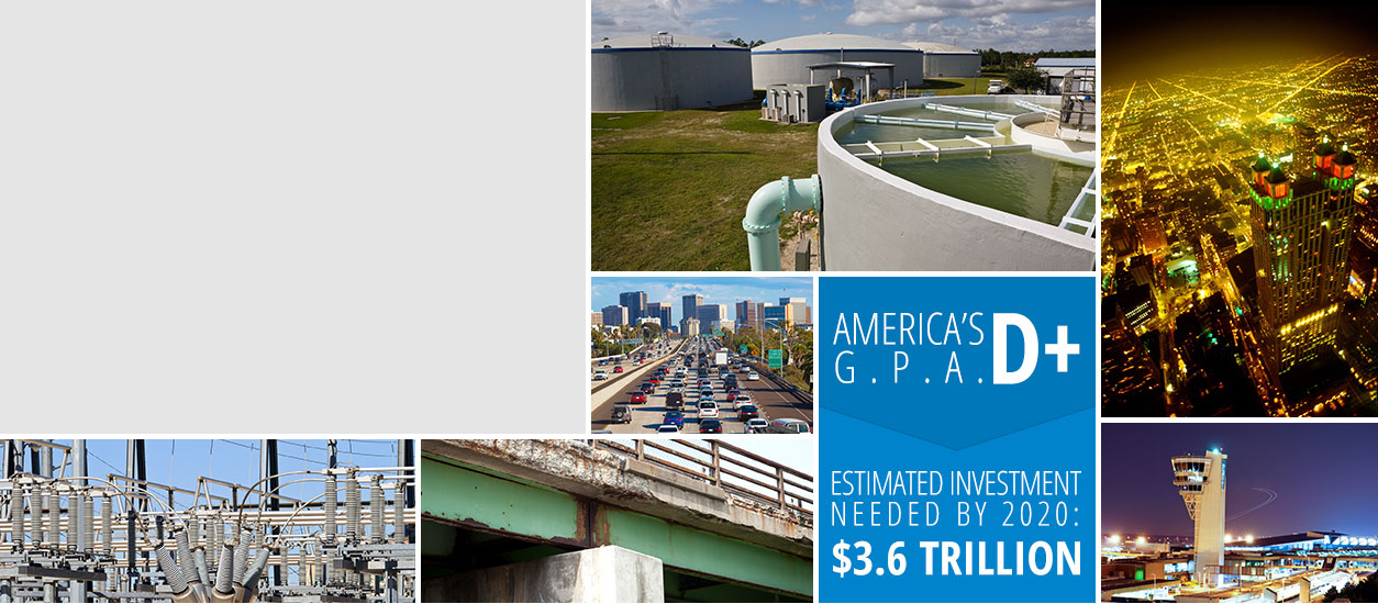Learn more about American Infrastructure